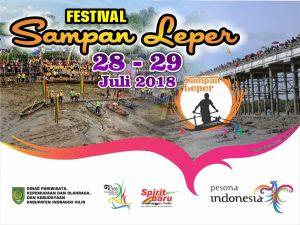 Festival Sampan Leper @ Sungai Beringin
