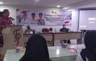 Buka Bimbingan dan Pelatihan Siswa-siswi Calon Anggota Polri, Ini Harapan Junaidy Ismail